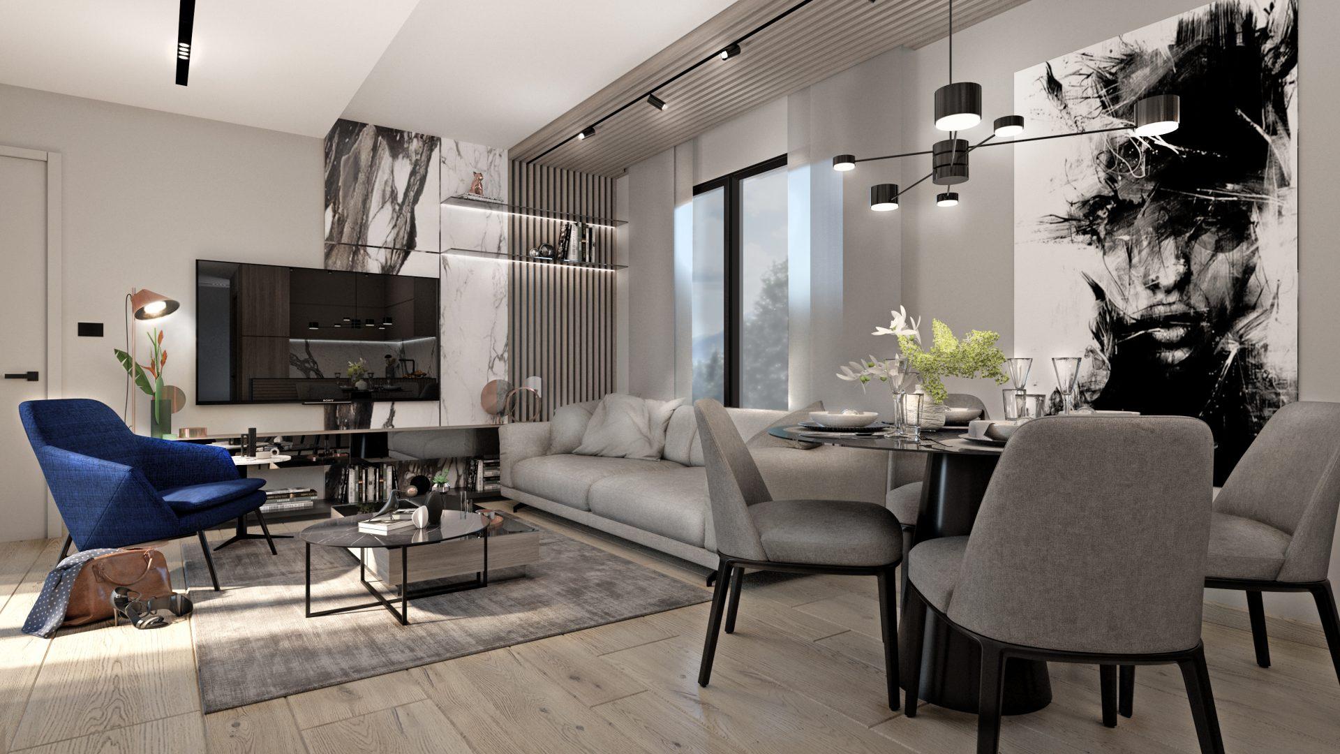 Apartman tip 1